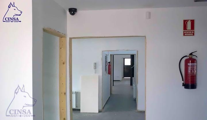 Instalaci n de alarmas en urbanizaciones y viviendas cinsa for Instalacion de alarmas